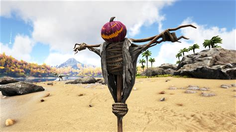 scarecrow official ark survival evolved wiki