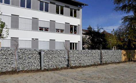 Zäune Aus Stein by Baumschutz Und Gabionen Inntal Z 228 Une