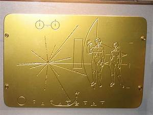 NASA Pioneer 10 Plaque (page 4) - Pics about space