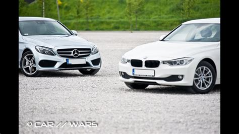 Bmw 3 Series (f30) Vs Mercedes C Class (w205)