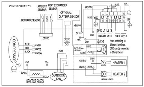 water cooled heat pump diagram quick start guide