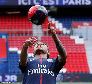 Neymar Will Not Make His Psg Debut On Saturday Daily