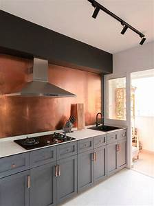 8, Unusual, Kitchen, Backsplash, Ideas, That, Are, Not, Tiles, Or, Glass, Lifestyle, News