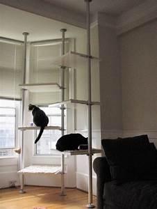 Regale Von Ikea : original m bel f r katzen kreative katzenm bel ~ Lizthompson.info Haus und Dekorationen