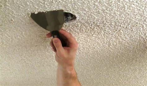 remove popcorn ceiling texture pro construction guide