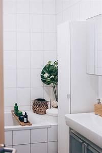 Badezimmer Günstig Renovieren : so einfach l sst sich ein kleines badezimmer modern gestalten ~ Sanjose-hotels-ca.com Haus und Dekorationen