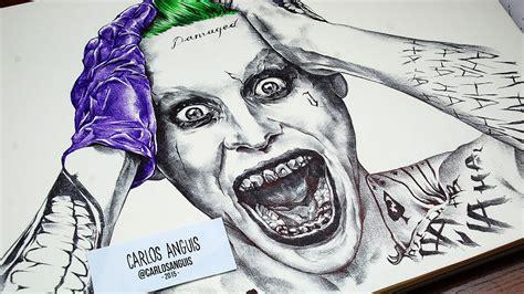 drawing  joker  ballpoint  youtube