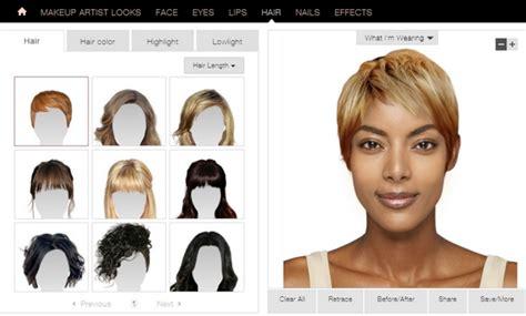 virtual hair dresser bestdressers