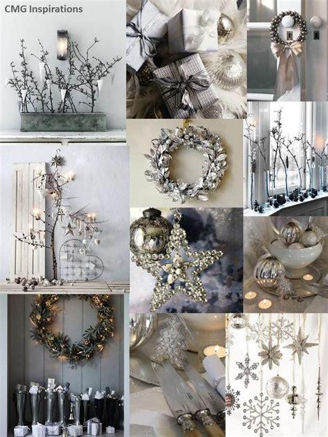 Weihnachtsdeko Grau Weiß wei 223 graue weihnachtsdeko grau wei 223