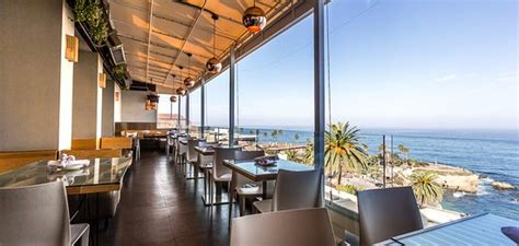 La Cove Restaurant by George S At The Cove La Jolla Menu Prices Restaurant