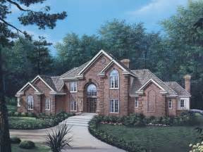 house plans luxury homes briarcrest luxury two story home plan 006d 0002 house