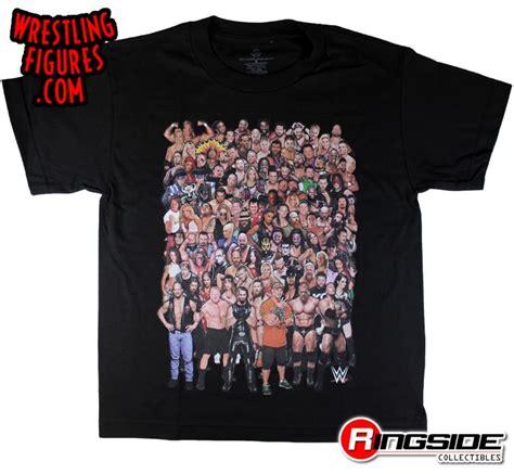 wwe superstars  wwe wrestling  shirt