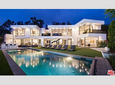 $9995 Million Newly Built Modern Mansion In Los Angeles