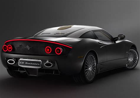 Spyker Says No To Electric Supercars