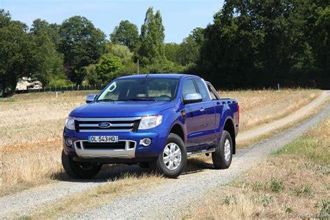 essai ford ranger cab xlt sport tdci 150