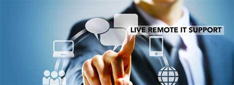 remote help desk jobs it management emergency it support direct tech
