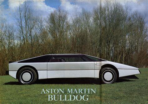 vintage review aston martin bulldog
