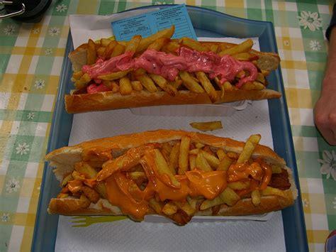 cuisine belge traditionnelle mitraillette cuisine wikipédia
