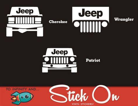 jeep sticker ideas jeep cherokee jeep wrangler jeep patriot by