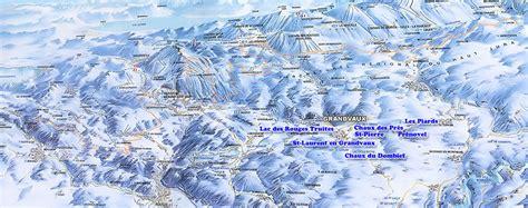 Carte Interactive Des Montagnes De by Interfrance Ski Grandvaux Station De Ski Grandvaux Jura