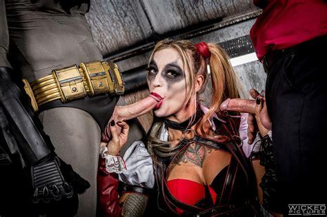 Harley Quinn Xxx Parody