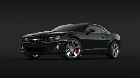 Chevrolet Camaro Ss 2018 Black Image 61