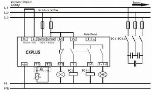 Power Factor Control Relay Cxplus
