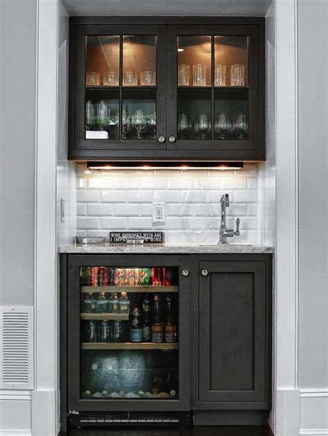 Bar Built In by 15 Stylish Small Home Bar Ideas Small Bars For Home