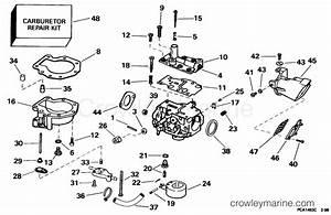Carburetor -- 15 Hp