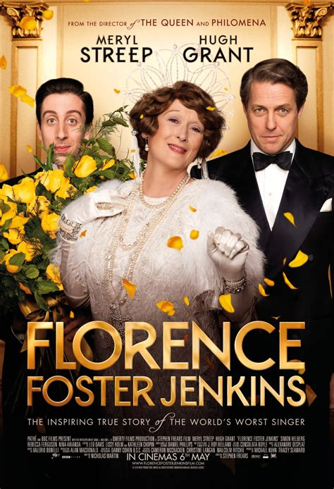 large posters florence foster jenkins 1 of 6 extra large movie