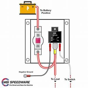 Diagram  12v Automotive Relay Wiring Diagram Full Version