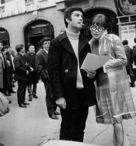 francoise dorleac jean claude brialy anna 1967 tumblr