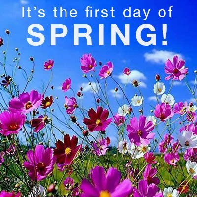 Its The First Day Of Spring Pictures, Photos, and Images ...