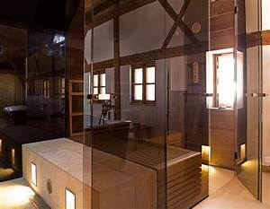 Style De Salle De Bain : salle de bain chalet de montagne d co luxueuse et raffin e ~ Teatrodelosmanantiales.com Idées de Décoration