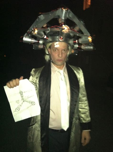 doc brown costume johanna jenkins production designer toby s doc brown