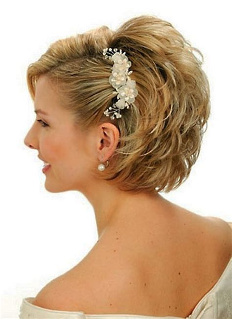 favorite wedding hairstyles  short hair