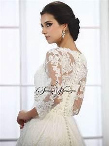 robes de mariee princesse dentelle With déco chambre bébé pas cher avec robe longue a fleur manche longue