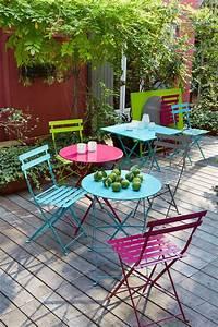 Table De Salon Alinea : d coration jardin ext rieur les id es suivre c t maison ~ Dailycaller-alerts.com Idées de Décoration