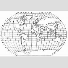 Longitude Latitude World Map And Travel Information  Download Free Longitude Latitude World Map