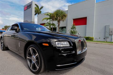 Search for old rolls royce. Used 2014 Rolls-Royce Wraith For Sale ($159,900) | Marino ...