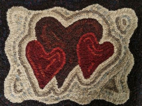 Folk Art Rug Hooking by 329 Best Rug Hooking Punch Needle Images On Pinterest