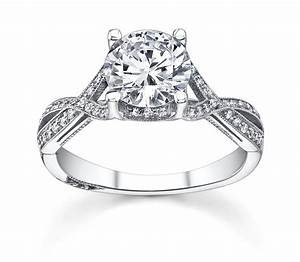 platinum engagement ring of the day tacori fully With robbins brothers wedding rings