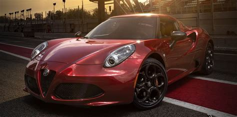 Alfa Romeo 4c Usa Dealers by The 5 New Features Offered In The 2017 Alfa Romeo 4c Coupe