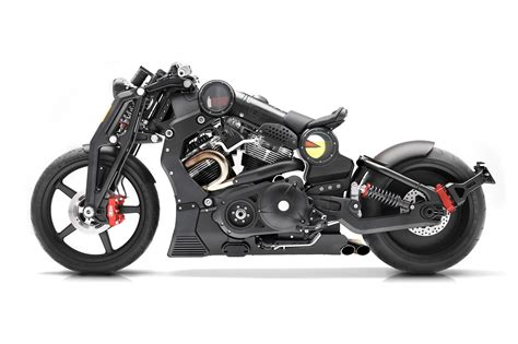 Confederate Motorcycles P51 G2 Combat Fighter