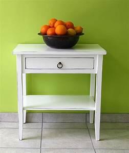 Beistelltisch Weiß Vintage : massivholz beistelltisch nachttisch konsolentisch holz massiv wei shabby chic ~ Yasmunasinghe.com Haus und Dekorationen