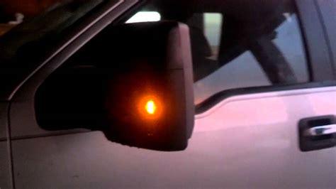 f150 tow mirror lights walk around doovi