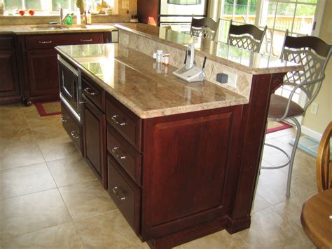 kitchen island countertop overhang island with granite countertop overhang and stools 5032
