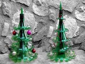 Deco De Noel Avec Bouteille En Plastique : mettre en bouteille un sapin brikbrok ~ Dallasstarsshop.com Idées de Décoration