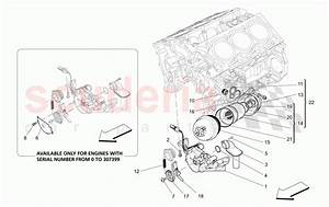 Maserati Levante  2017   Lubrication System  Pump And