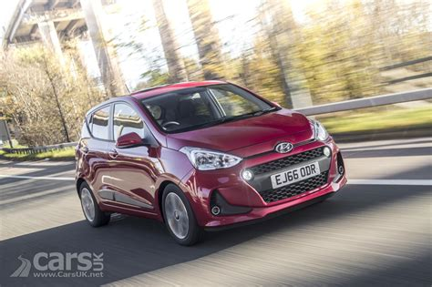 2017 Hyundai I10 Costs From 9250 In The Uk For The For